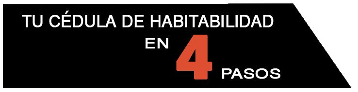 Cédula de Habitabilidad